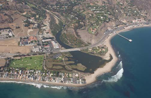 Malibu Lagoon in 2009